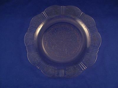 American Sweetheart Pink Depression Glass Dinner Plate 9 3/4``   4 Of 5