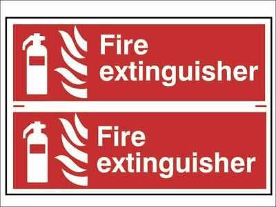 Scan - Fire Extinguisher - PVC 300 x 200mm