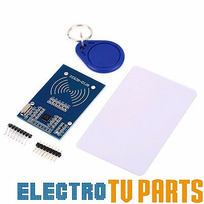 RC522 Kits S50 RFID module 13.56 Mhz 6cm With Tags SPI Write & Read for ARDUINO
