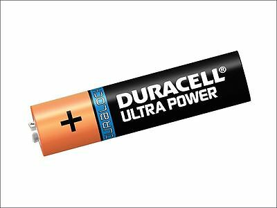 Duracell - AAA Cell Ultra Power Batteries Pack of 4 RO3A/LR03 - S5726