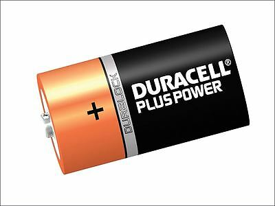 Duracell - C Cell Plus Power Batteries Pack of 2 R14B/LR14 - S3514