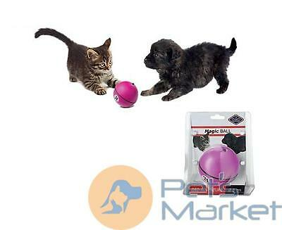 Gioco Cani Magic Ball Diametro 8Cm Palla Cane Gatto Elettronico