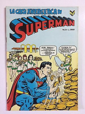 Superman Ed.Cenisio n.3 1976