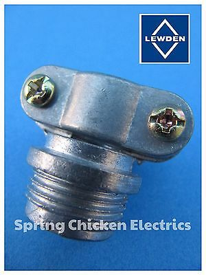 20mm LEWDEN ARMOURED CABLE GLAND - PD427