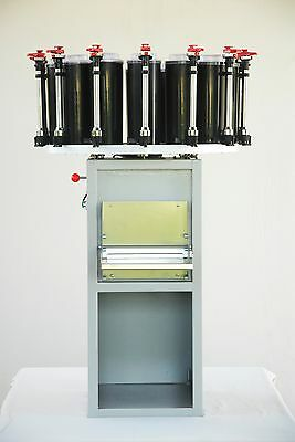 Shelby Ts-1Xxf 12 Station Paint Colorant Dispenser Single Gauge (Free Shipping)