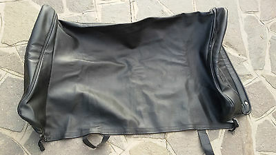 Vw Golf 1 Cabrio Karmann Cabriolet Copricapote Couvre Capote Hood Cover Nos