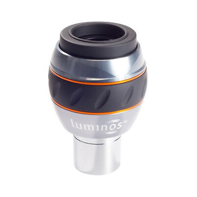 Celestron 93432 Luminos Series Eyepiece With 82° Angular Field of View