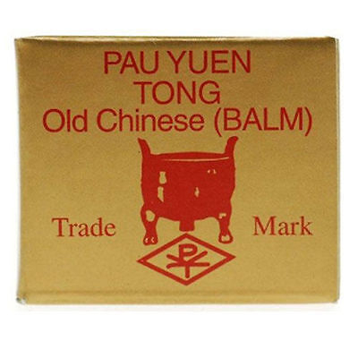 5's×Pau Yuen Tong Old Chinese Delay Balm Premature Ejaculation Orgasm Enhancer