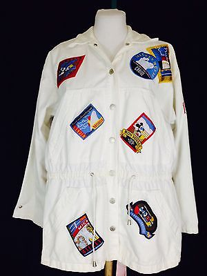 Vintage 90's Disney Cruise Lines Mickey's Transatlantic Luxury Co Jacket. Small