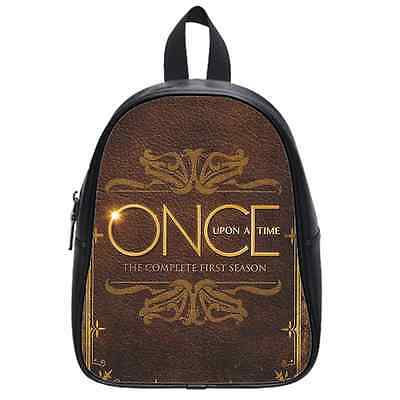 DIY Once Upon A Time Large Kids School Bag 12 inch x15 inch Toy Story Backpack