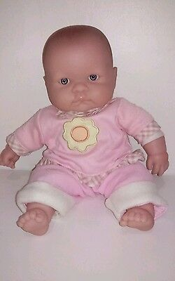 BERENGUER 31cm Baby Doll soft body in like new clean cond beautiful doll