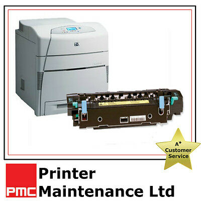 HP Colour LaserJet 5550 5550n 5550dn Refurbished Fuser Unit Q3985A + Warranty