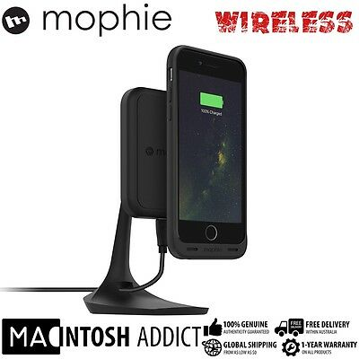 Mophie Charge Force Desk Mount With Wireless Charging |Battery Case NOT Included