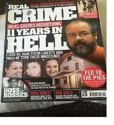 Real Crime Magazine - Issue 014 - NEW - FREE SHIPPING!