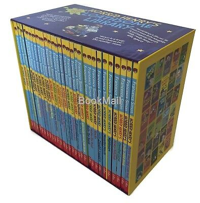 Horrid Henry's Loathsome Library Box Set Collection - 30 Books - RRP: £147.70