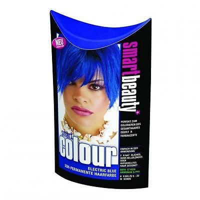 "smart color Semisólido Permanente ""electric azul"" Tinte para cabello"