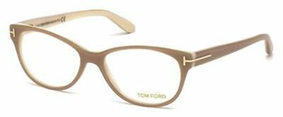 Tom Ford TF 5292 074 PINK Glasses Frames Eyeglasses Size 53-16-140