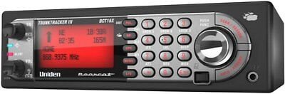 Uniden Bearcat BCT-15X GPS Enabled Scanner 25-1300MHz