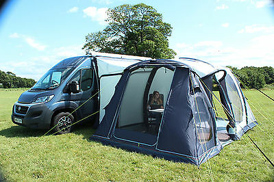 Oxygen Movelite 3 Driveaway Air Inflatable Awning Outdoor Revolution 2016