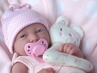 Berenguer La Newborn Baby Girl Doll For Reborn Or Play ❤️ Realistic & Lifelike