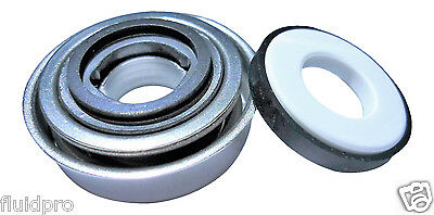 Mechanical seal assembly for Waterway Tiny Might pump - pt. no.811-4000