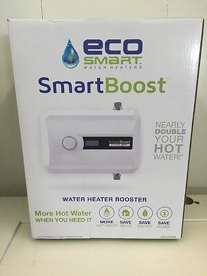 EcoSmart Smart Boost Model # ECOTB240. Water Heater Booster.