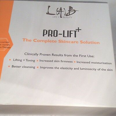 Life &  Beauty Pro-Lift The Complete Skincare Solution Bnib
