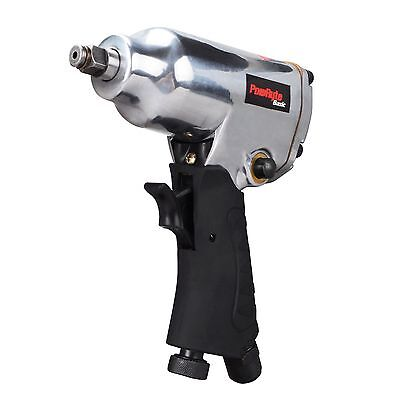 PowRyte Basic 3/8 Inch Light Weight Heavy Duty Air Impact Wrench Pneumatic Tools