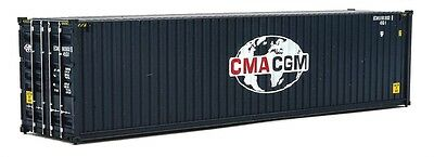 Model Train Accessories Walthers SceneMaster HO 40' Hi-Cube Corrugated Container
