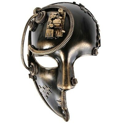 NEW Party Steampunk Face Mask