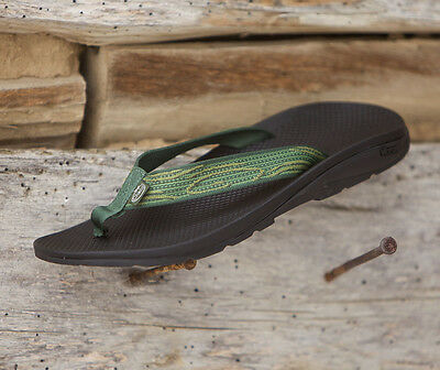 0c751a9fef0 CHACO MEN S FLIP Ecotread Sandal US 8 NEW with Tags J105537 Perentie ...