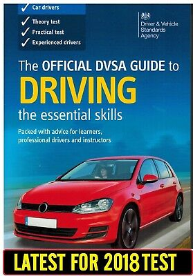 The Official DSA Guide to Driving: The Essential Skills by Driving Standards Esn