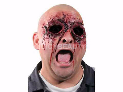 Woochie See No Evil Latex Appliance Prosthetic - Halloween - Horror - Zombie