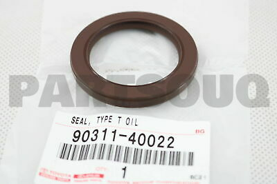 9031140022 GENUINE TOYOTA SEAL(FOR OIL PUMP) 90311-40022