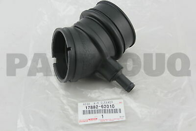 1788262010 Genuine Toyota HOSE, AIR CLEANER, NO.2 17882-62010