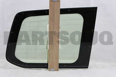 6271060B00 Genuine Toyota WINDOW ASSY, QUARTER, RH 62710-60B00