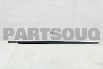 6816235073 Genuine Toyota WEATHERSTRIP ASSY, FRONT DOOR GLASS, OUTER LH