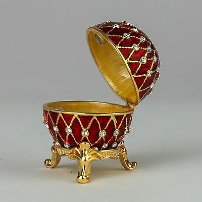 Faberge Egg trinket box
