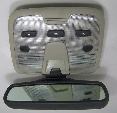VOLVO S80 S60 99-006 DRIVER ELECTRONIC REAR VIEW MIRROR AUTOIM  140HP 103 Petrol