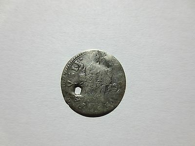 Ancient Medieval Silver Coin 1630 Europe 17th Century VERY RARE