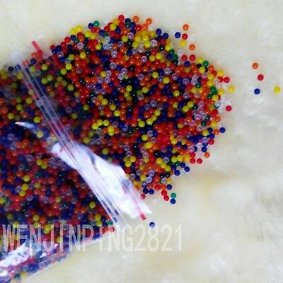 ORBEEZ Refill Pack of Mixed Color Magic Water Beads Balls Mix for Spa Toy 20000