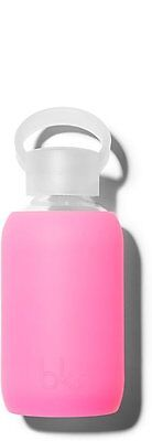 Glass Water Bottle with Soft Silicone Sleeve, BKR, 250 ml Bambi