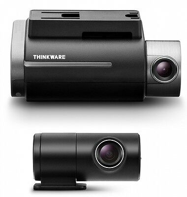 Thinkware 32GB 2CH F750 Full HD Front and Rear Car Camera with Wi-Fi, GPS, A7 Am