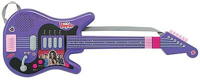 Smoby Toys - 510102 - Chica Vampiro Electronic Guitar. Shipping is Free