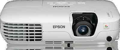 Epson Eb-X9 2500 Lumens *new Lamp* 5000 Hours Hdmi Lcd Projector Hdtv 1080P