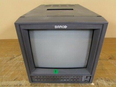 Barco CVM 22A ARCADE RETRO RGB Color Video Monitor (no.1)