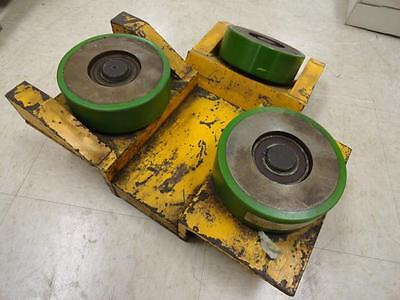 142526 Used, Hk Systems RW2730 Stabilizer Wheel Assembly