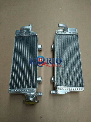 Aluminum Radiator for KTM EXC 125 250 300 2014 2015 2016 14 15 16