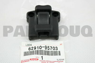 6291095703 Genuine Toyota LOCK ASSY, QUARTER OR SIDE WINDOW, RH/LH 62910-95703
