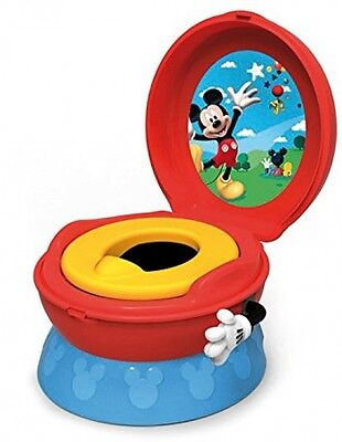 TOMY First Years Disney Mickey Mouse Potty System